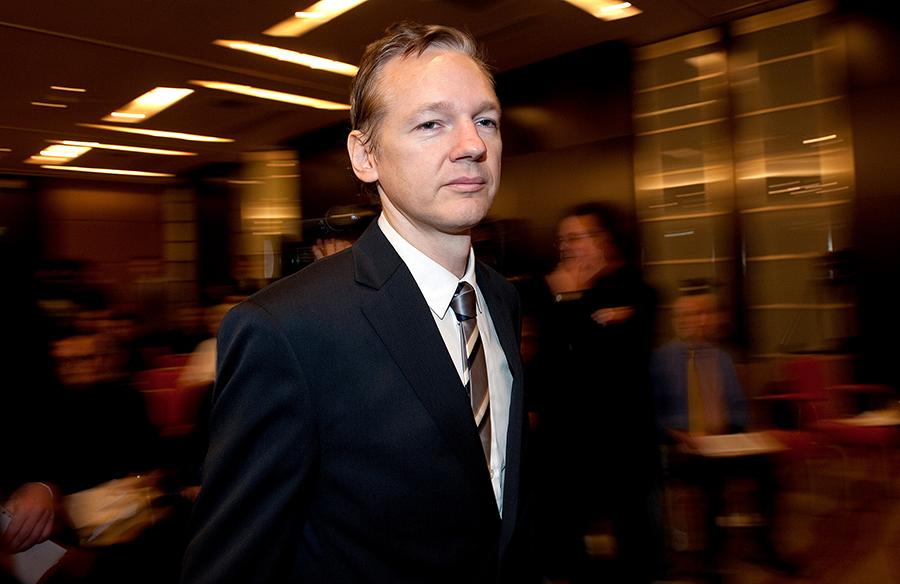 Организован новый сбор средств в поддержку WikiLeaks