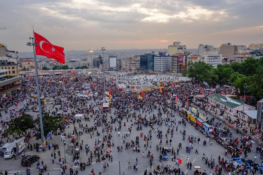 Турцию взломали: в сеть попали данные, возможно, всех совершеннолетних граждан страны