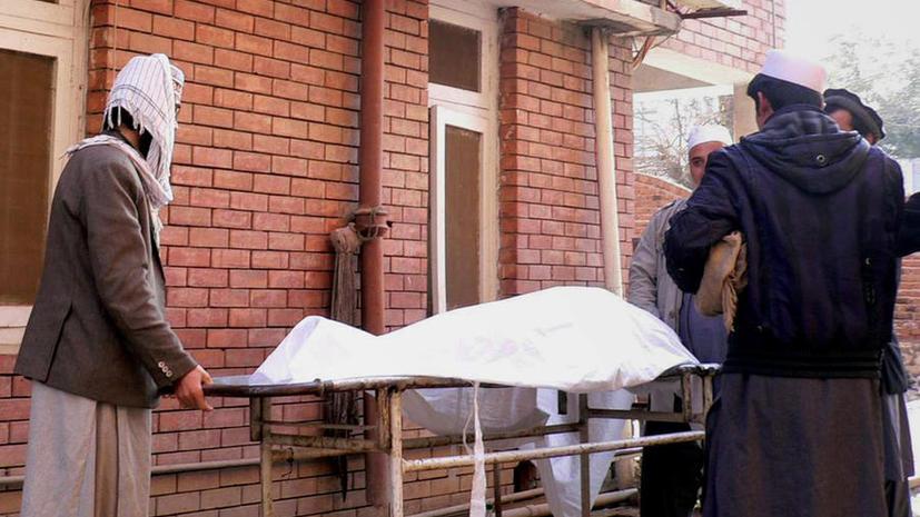 В Пакистане убит глава местного отделения «Талибана»