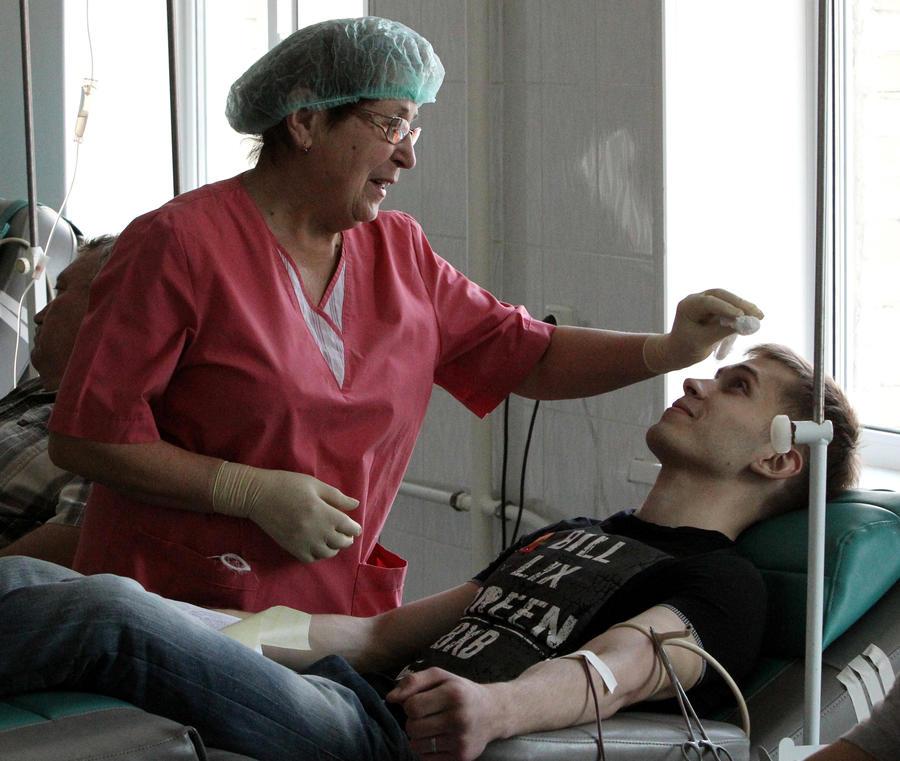 Российские учёные: рак крови - не приговор