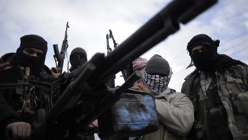 ЕС сохранил эмбарго на поставки оружия в Сирию