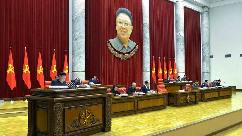 Пхеньян предъявил Вашингтону и Сеулу условия для переговоров