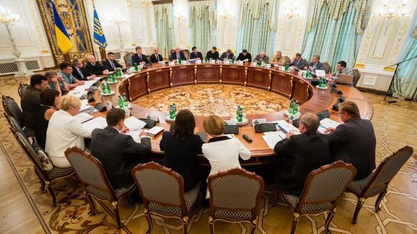 Новая военная доктрина Украины: Россия — главная угроза национальной безопасности