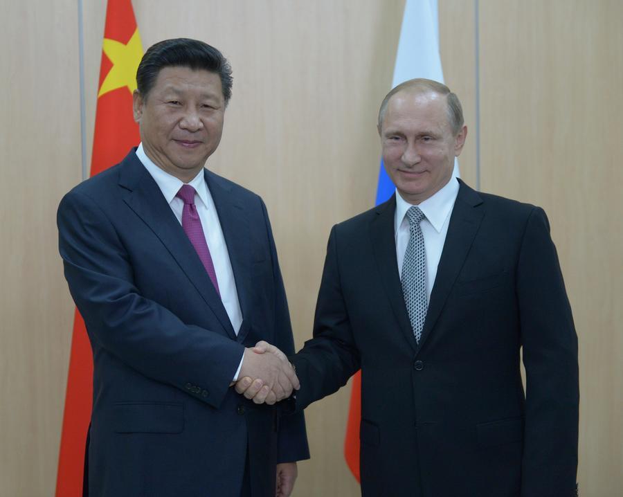 Владимир Путин предложил Китаю помощь России в подготовке зимних Олимпийских игр 2022 года