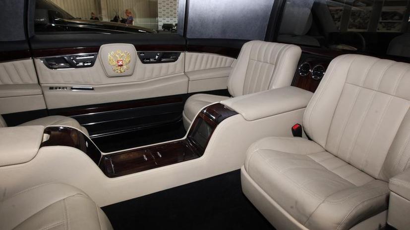 Проект «Кортеж»: Прототип российского президентского лимузина будет создан в этом году