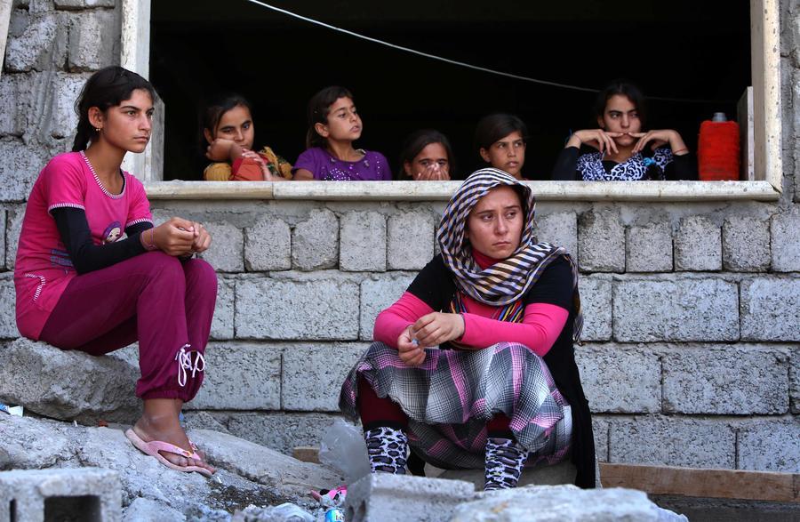 Боевики ИГ признали факт порабощения детей и женщин из числа курдов-езидов