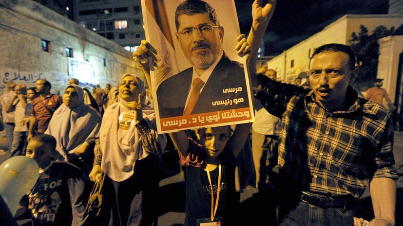 «Братья-мусульмане» могут применить отравляющий газ в случае разгона своих митингов полицией