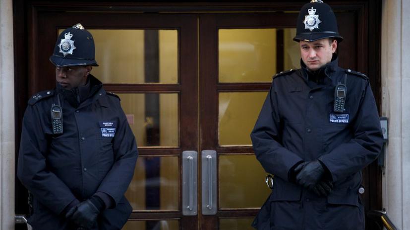 Британскую полицию оснастят детекторами для выявления смертников