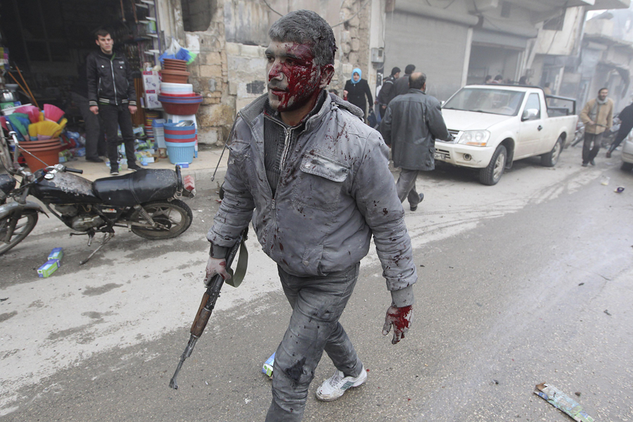 Новые теракты в Сирии: погибли 22 человека