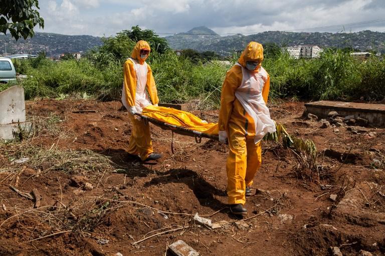 Вирус Эбола и всеобщая паника угрожают экономике Африки