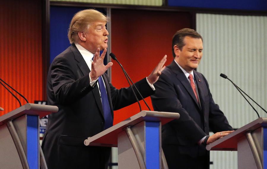В ход пошли жёны: Мелания Трамп и Хайди Круз стали орудием в предвыборной гонке