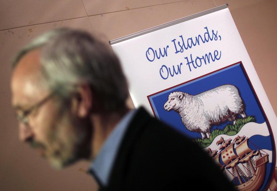 На Фолклендах проходит референдум о сохранении британского суверенитета