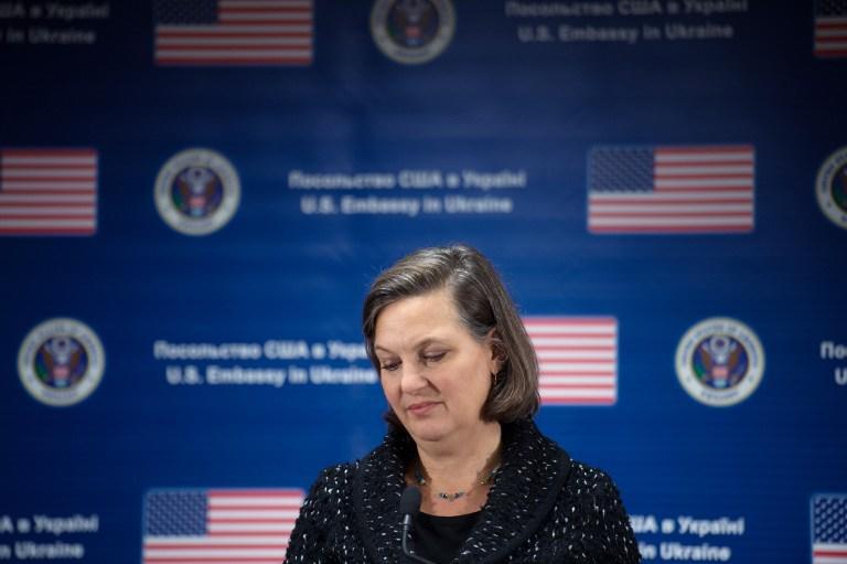 СМИ: Россия отрицает участие в организации утечки аудиозаписи разговора американских дипломатов