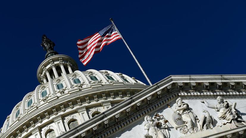 Капитальный ремонт для Капитолия: В здании конгресса США протёк купол
