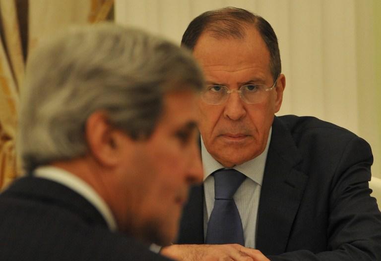 Лавров: Решение ЕС о поставках оружия сирийской оппозиции нелегитимно