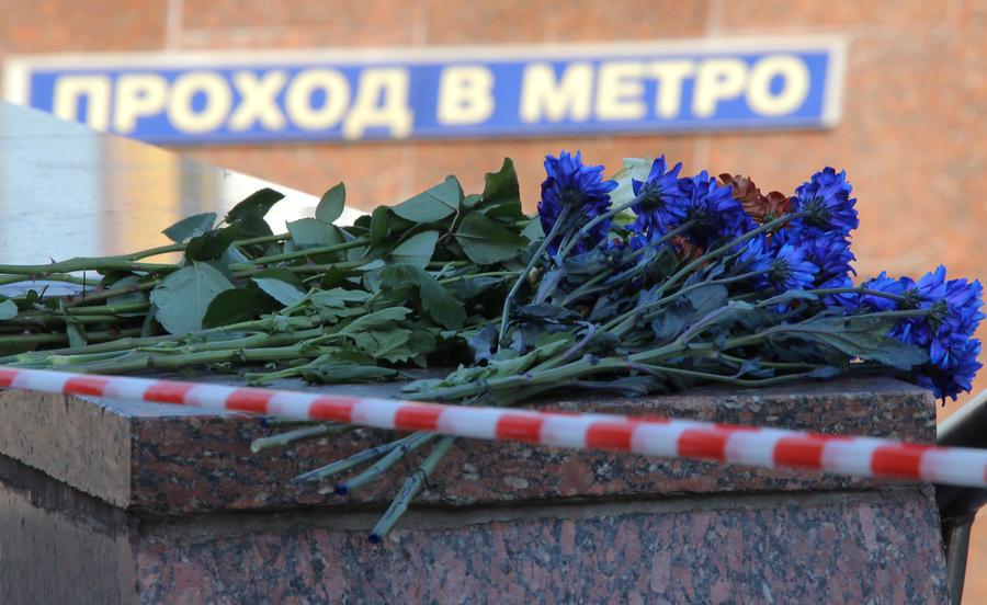 Москва скорбит по жертвам трагедии на Арбатско-Покровской линии метро