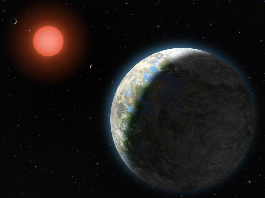 Исследование: Пригодных для жизни экзопланет не существует