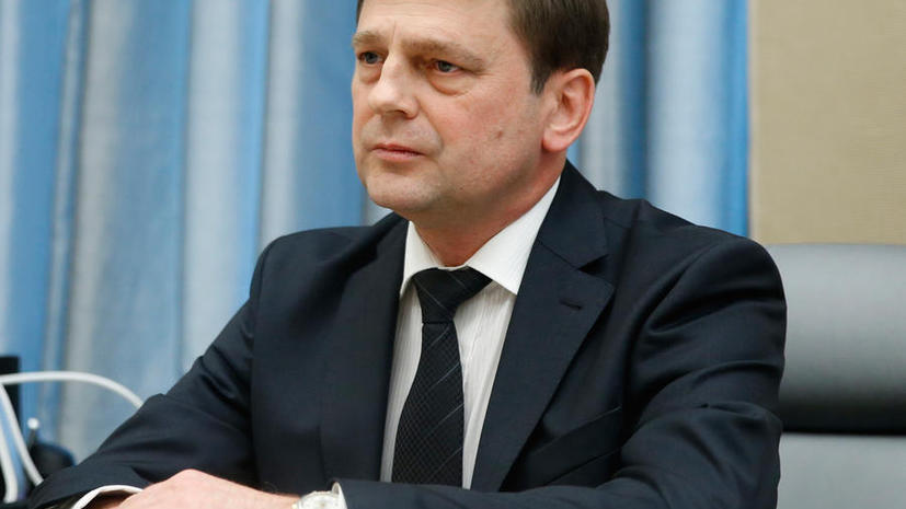 Бывшего замминистра обороны Олега Остапенко официально назначили главой Роскосмоса