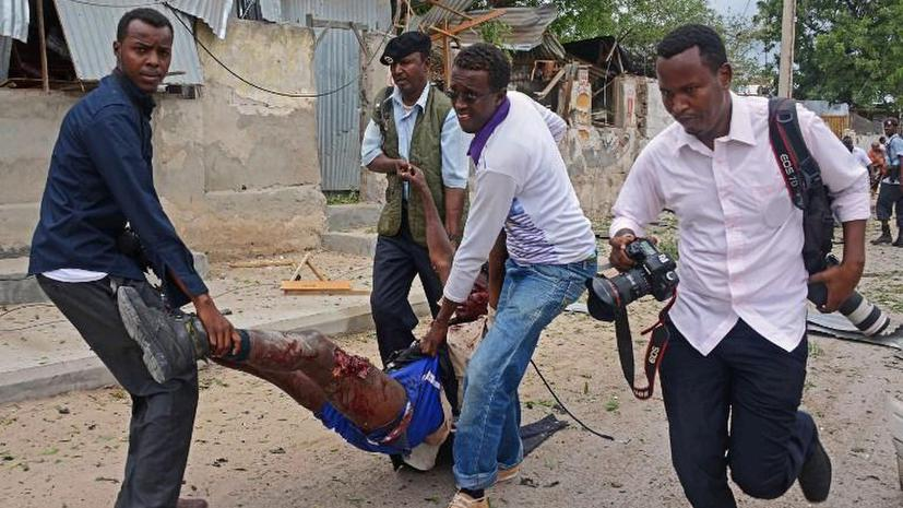 Члены сомалийской исламистской группировки казнили двух её главарей