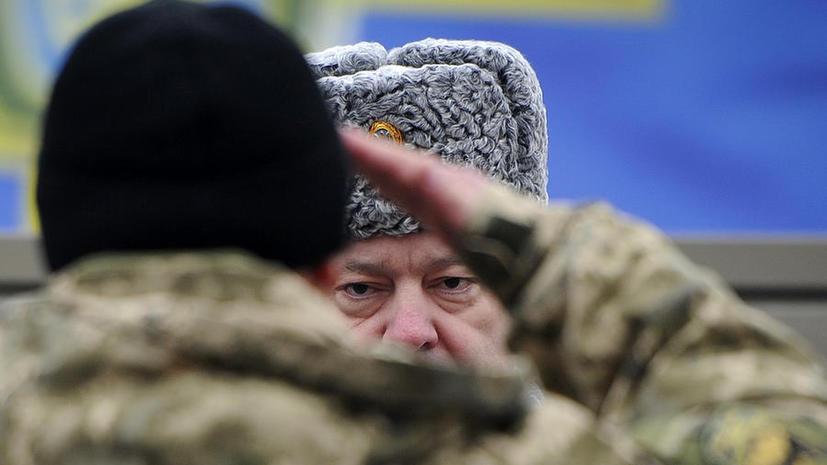 СМИ: С Украины начинается закат эры доминирования США