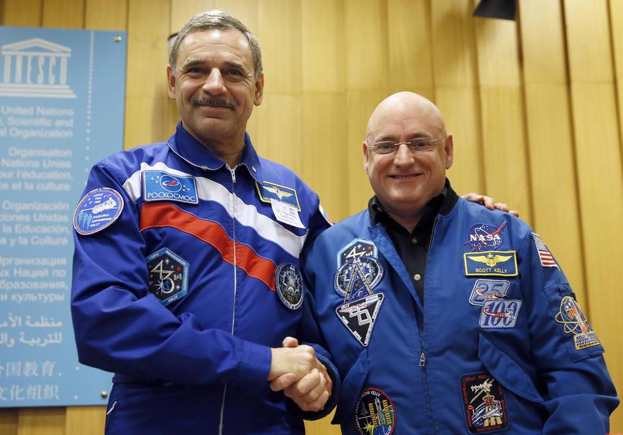 Российский космонавт о работе с астронавтом США: В космосе между нами нет границ