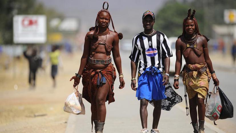 Каждому третьему жителю Намибии грозит голод из-за засухи