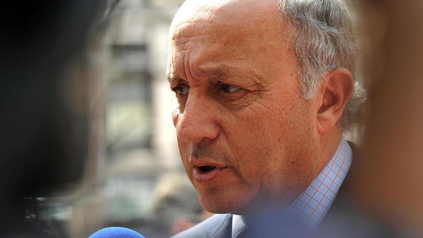 Франция предлагает «силой» ответить на возможное применение химоружия в Сирии
