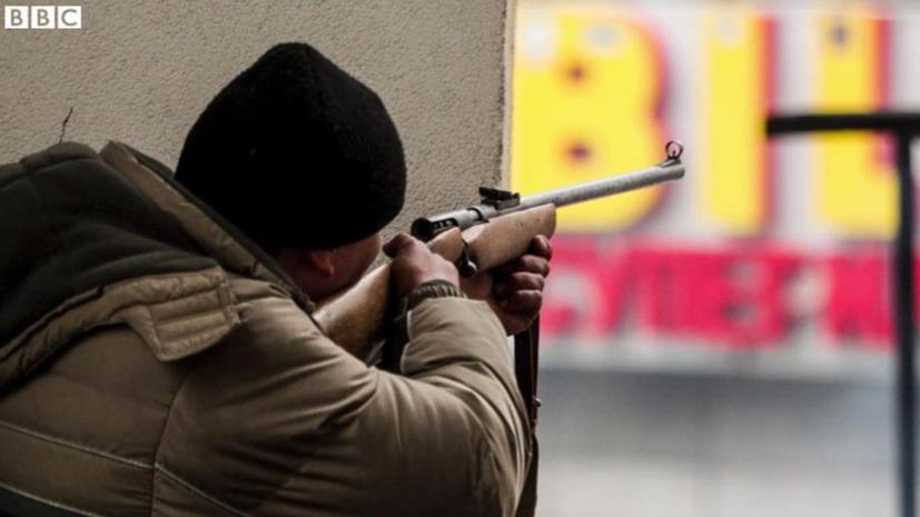 Снайпер с Майдана рассказал BBC, как стрелял в украинских милиционеров