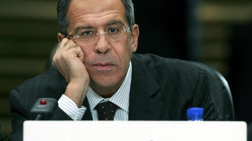 Сергей Лавров отмечает 10 лет на посту главы МИД РФ