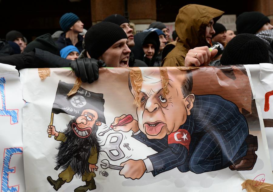 17 мгновений Эрдогана: почему версия Турции о сбитом Су-24 вызывает вопросы