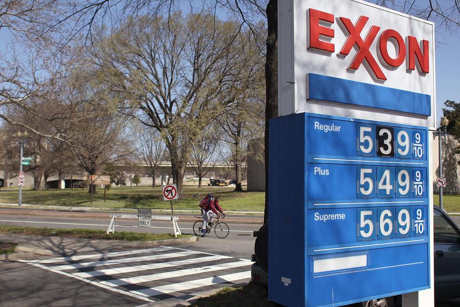 Exxon Mobil: Мы не находим санкции против России эффективными и продолжаем сотрудничество