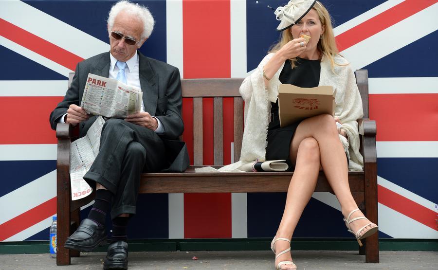 Более половины британцев недовольны весом своего партнера