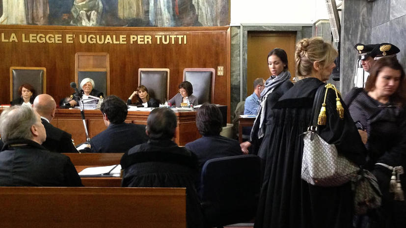Итальянский прокурор по делу Сильвио Берлускони получила пули в конверте