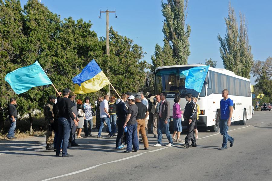 Глава Крыма сравнил украинскую блокаду полуострова с комедийным мультфильмом