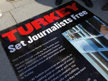 В Турции резко возросло давление и гонения на СМИ