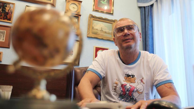 Газета: Глава Росбанка получил взятку от певца и бизнесмена Андрея Ковалева