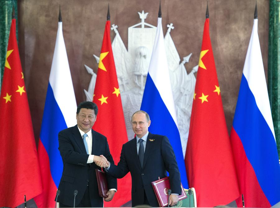 Россия и Китай определились с условиями поставок газа по западному маршруту