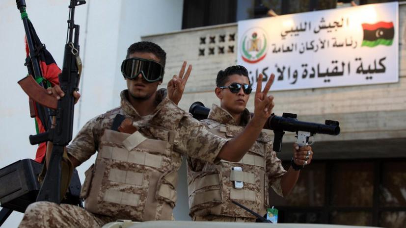 На юге Ливии создают закрытую зону военных действий