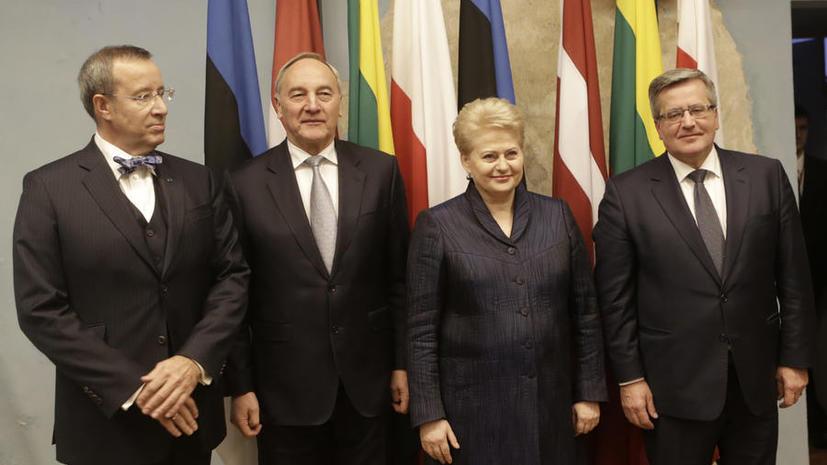 СМИ: Прибалтийские «агенты США» мечтают уничтожить Россию