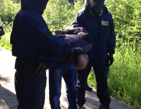 Задержанный в Подмосковье террорист был членом группы из Орехово-Зуево