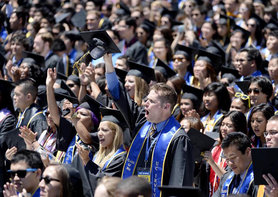 Исследование: Новое поколение американских студентов предпочитает обучение за границей
