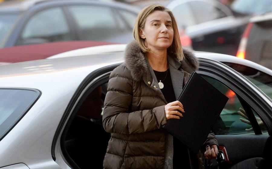 Федерика Могерини: Украине нужно беспокоиться о своих проблемах, а не о членстве в Евросоюзе