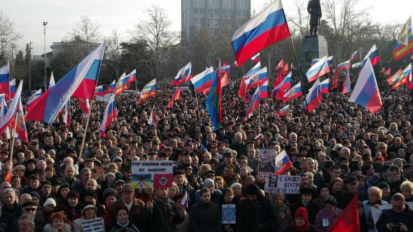 Депутат Роберт Шлегель: Новая власть Украины пытается легитимировать себя путём насилия и угроз