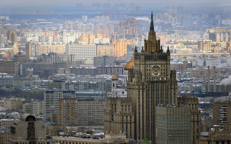 МИД РФ: Вопросы государственного устройства Украины необходимо обсуждать до выборов президента
