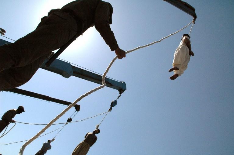 Иранского преступника повесят дважды