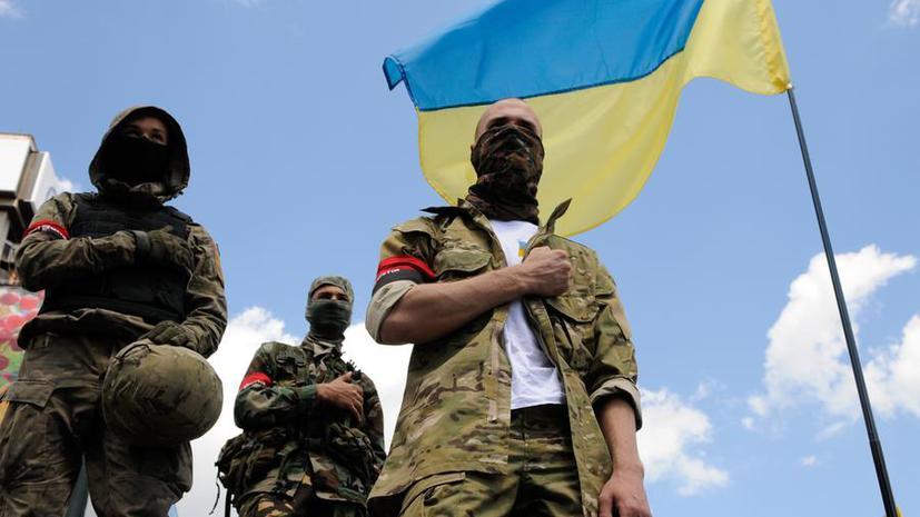 «Правый сектор» пригрозил штурмом Киева из-за задержания радикалов