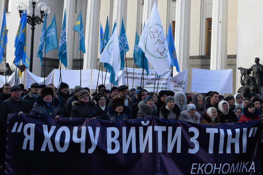 Gallup: Уровень жизни украинцев побил все рекорды