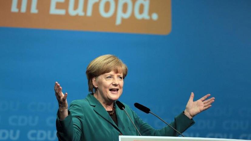 WSJ: Немецкие компании призывают Меркель не поддерживать США в ужесточении антироссийских санкций