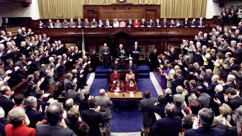 Ирландский парламент не будет принимать «акт Магнитского»