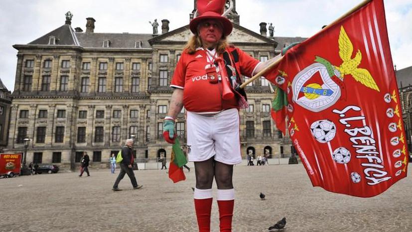 «Челси» и «Бенфика» готовятся поспорить за титул победителя Лиги Европы